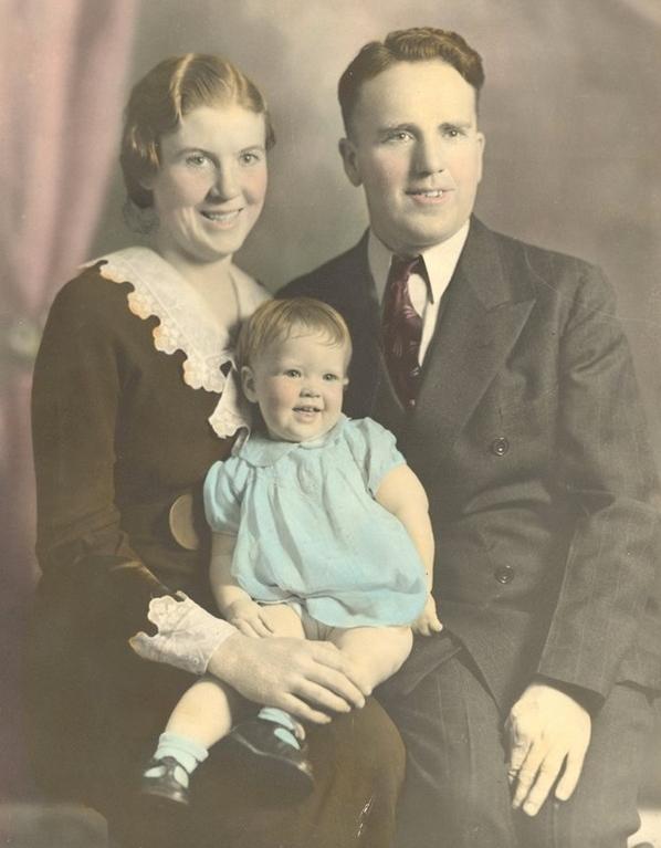 Carl Family 1938